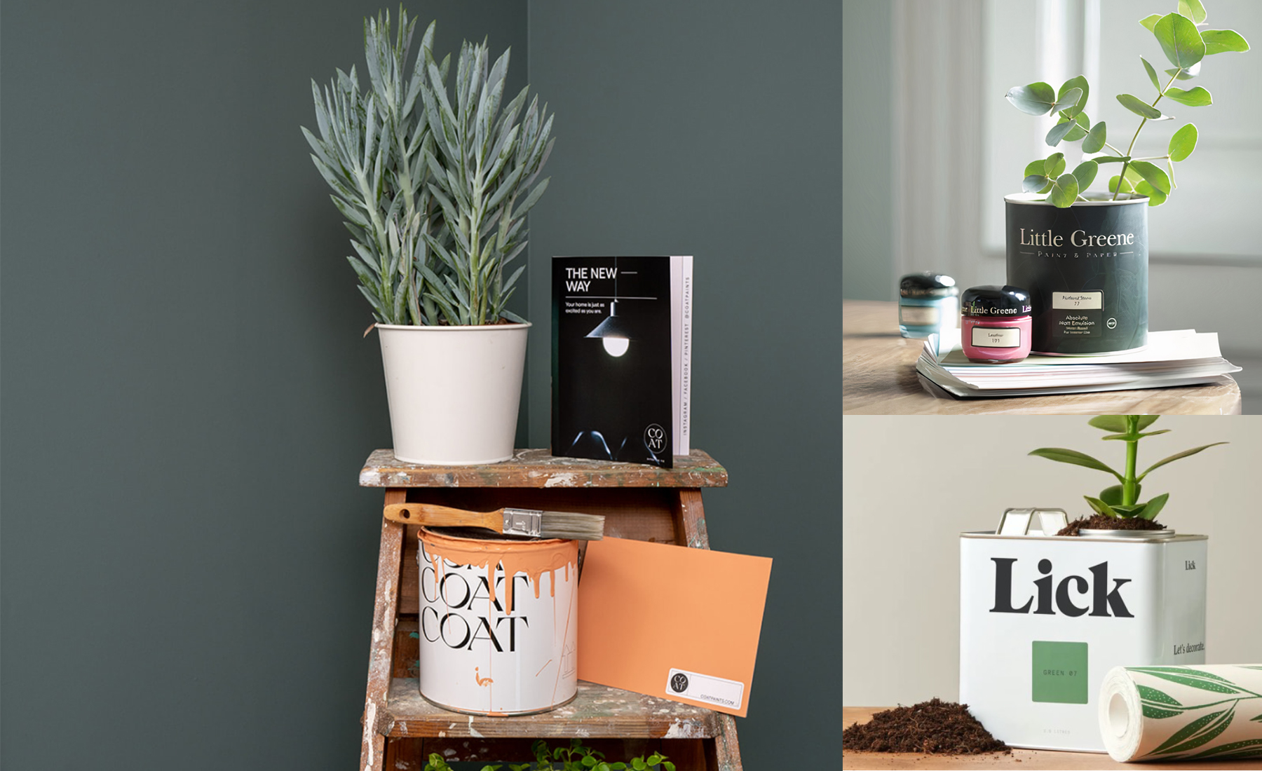 Not all paint is made equal | Sustainable paint brands.